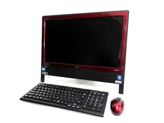 NEC valuestar デスクトップ PC PC-VN770CS1BR