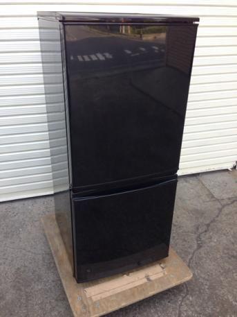 シャープ ノンフロン冷凍冷蔵庫 SJ-D14B-B