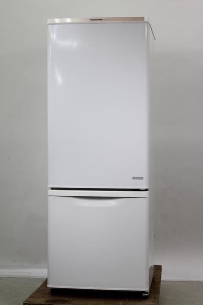 Panasonic ノンフロン冷凍冷蔵庫 168L NR-BW177C-W