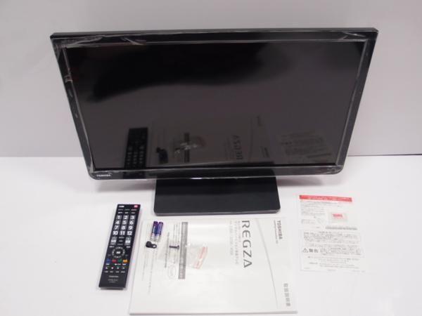 東芝 REGZA 液晶テレビ 23型 23S8