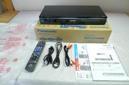 パナソニック DMR-BZT730 HDD/BDレコーダー