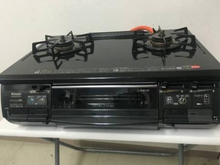 リンナイ ガスコンロ LPガス RTS-M660CTS-TR