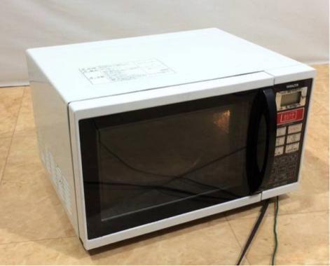 YAMAZEN MOR-1550 電子レンジ