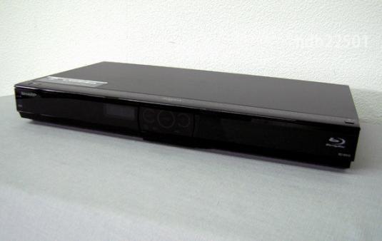 SHARP BDレコーダー BD-W515