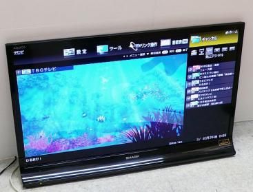 SHARP シャープ32型液晶テレビ AQUOS LC-32J9