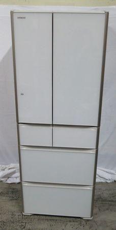 日立 6ドア冷蔵庫 R-XG5100G