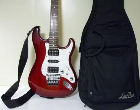 Laid Back エレキギター
