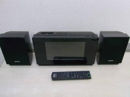 SONY CMT-L7D