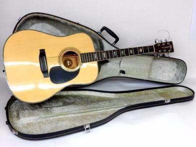 MORRIS アコースティックギター W-50