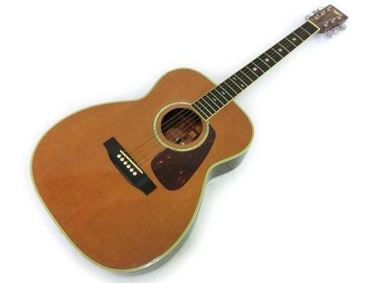 Morris MF-80 アコースティックギター