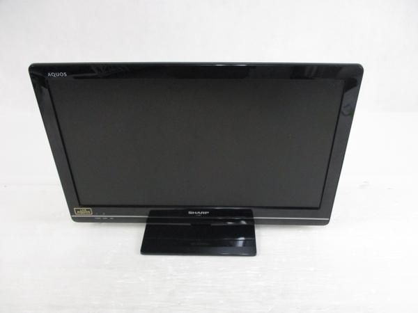SHARP AQUOS LC-24K7-B 液晶テレビ