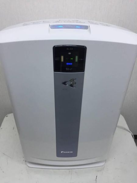 ダイキン ストリーマ空気清浄機 MCK704JT-W