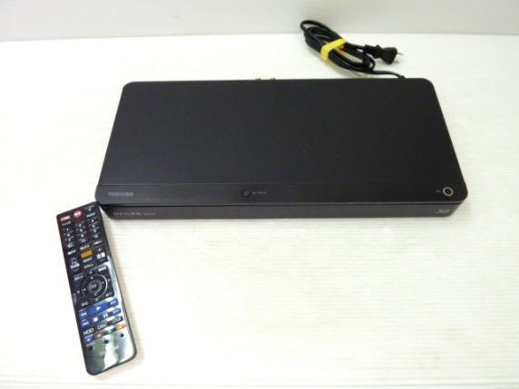 東芝 REGZA HDD&BDレコーダー 500GB DBR-Z410