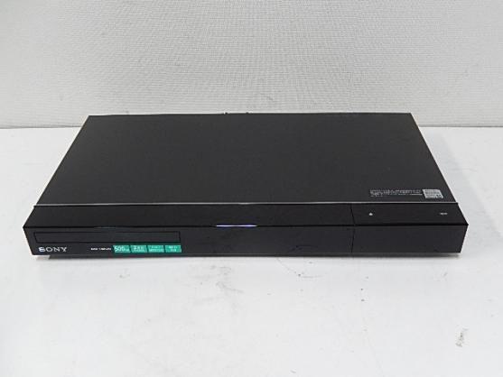 SONY ソニー ブルーレイレコーダー BDZ-EW520