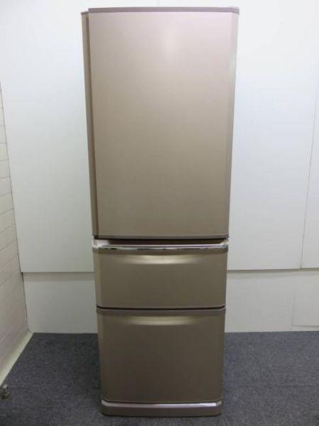 三菱 MR-C37Z-P1 冷凍冷蔵庫