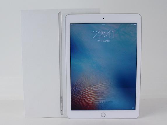 Apple  iPad Air 2 64GB Wi-Fiモデル シルバー MGKM2J/A