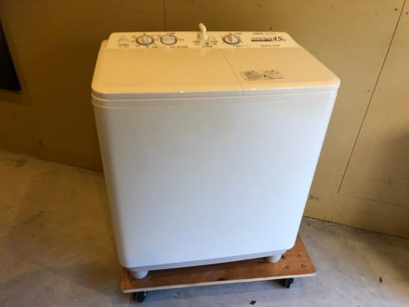 ハイアール AQW-N450 電気洗濯機