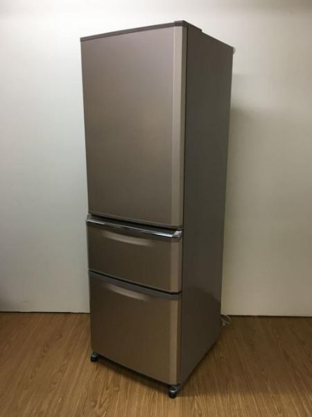MITSUBISHI 冷蔵庫 370L MR-C37Z-P1
