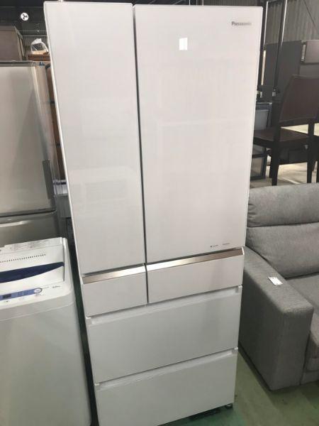 Panasonic ノンフロン冷凍冷蔵庫 NR-F553XPV-W