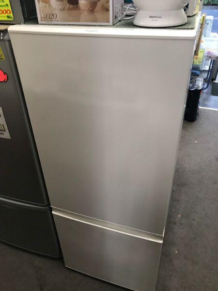 AQUA 2ドア 冷凍冷蔵庫 184L AQR-18E