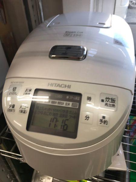 日立IHジャー炊飯器 RZ-VXN100N