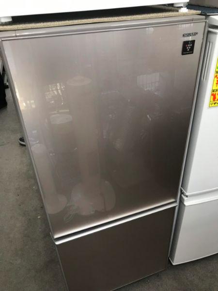 シャープ 冷蔵庫 SJ-GD14C-C プラズマクラスター 137L