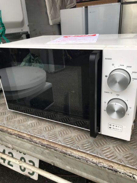 amadana アマダナ ツインバード 電子レンジ 60Hz専用 AT-DR11
