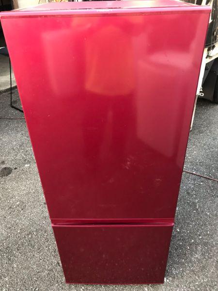 アクア AQUA ノンフロン冷凍冷蔵庫 AQR-18E