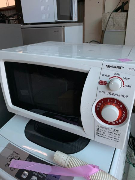 SHARP シャープ RE-TS1-W5 電子レンジ