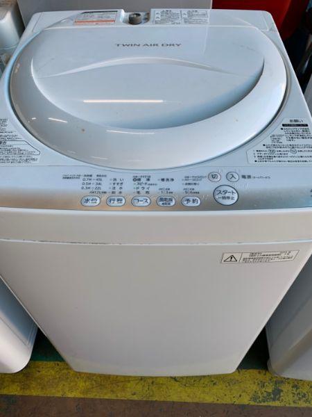 東芝 TOSHIBA 全自動洗濯機 AW-4S2