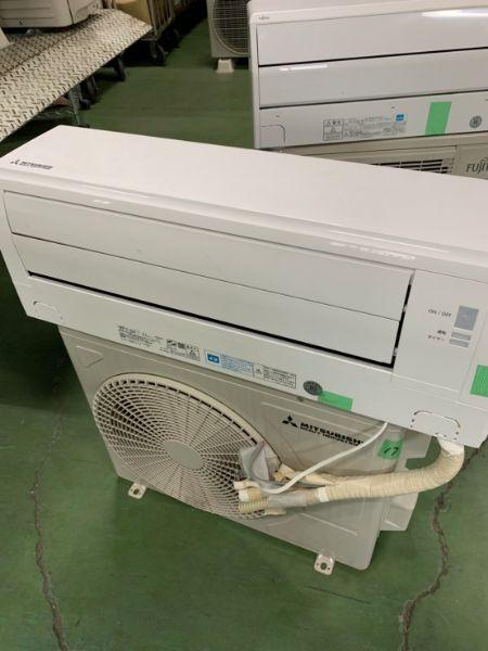 MITSUBISHI ビーバーエアコン SRK28TW-W