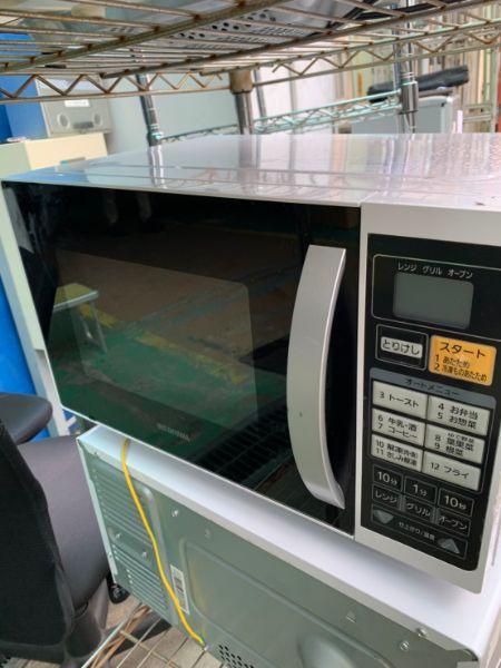 IRIS アイリスオーヤマ オーブン レンジ EM06013