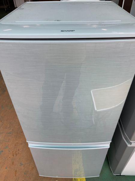シャープ SJ-D14C-S 冷蔵庫
