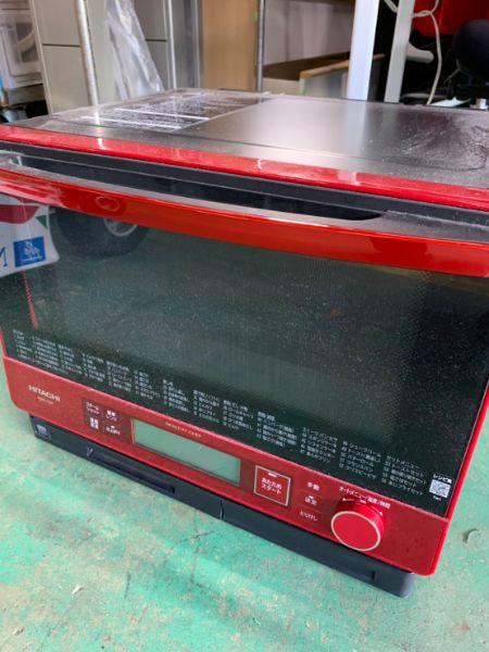 日立 過熱水蒸気オーブンレンジ ヘルシーシェフ MRO-TW1
