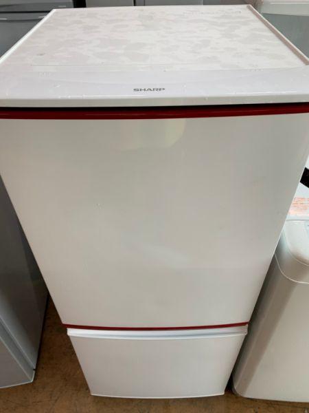 SHARP シャープ ノンフロン冷凍冷蔵庫 SJ-BK14Y
