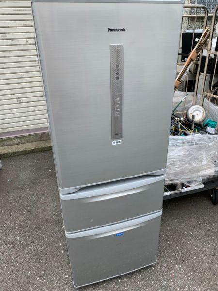 Panasonic 3ドア冷凍冷蔵庫 NR-C32DM-S