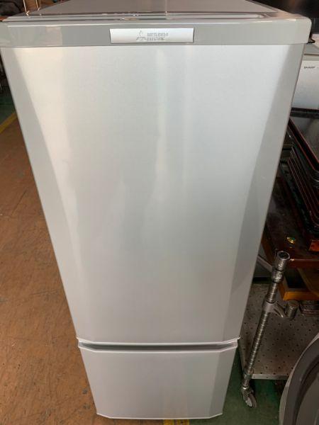 三菱 ノンフロン冷凍冷蔵庫 MR-P17Y-S形