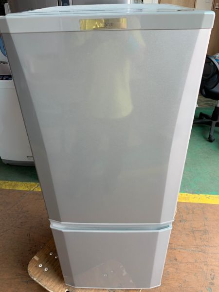 MITSUBISHI 三菱 冷蔵庫 MR-P15A-S