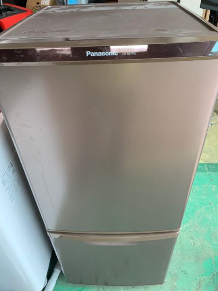 Panasonic パナソニック 冷凍冷蔵庫 2ドア 138L NR-B14AW-T
