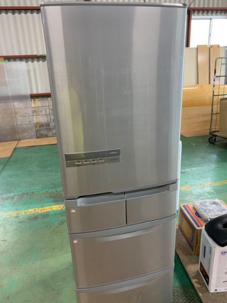 日立 ノンフロン冷蔵庫 5ドア R-S42BM 415L
