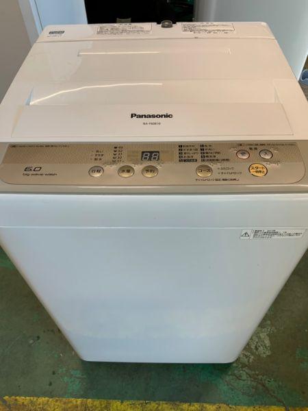 Panasonic 洗濯機 6kg NA-F60B10