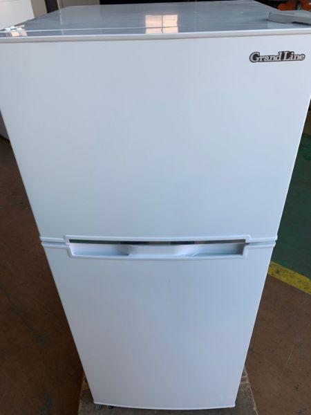 Grand-Line グランドライン 118L 2ドア冷凍冷蔵庫 AR-118L02