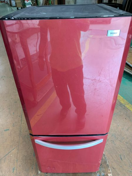 Haier ハイアール 2ドア冷凍冷蔵庫 JR-NF140K