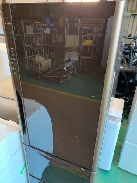 日立  HITACHI R-S3700EV 3ドア冷蔵庫