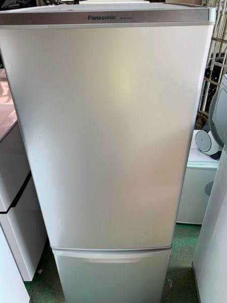 Panasonic NR-B178W-S 168L 2ドア 冷蔵庫