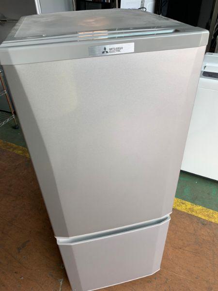 三菱 ノンフロン 冷凍冷蔵庫 MR-P15A