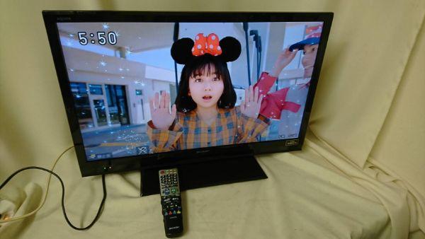 SHARP シャープ LC-32H7 AQUOS アクオス 液晶テレビ