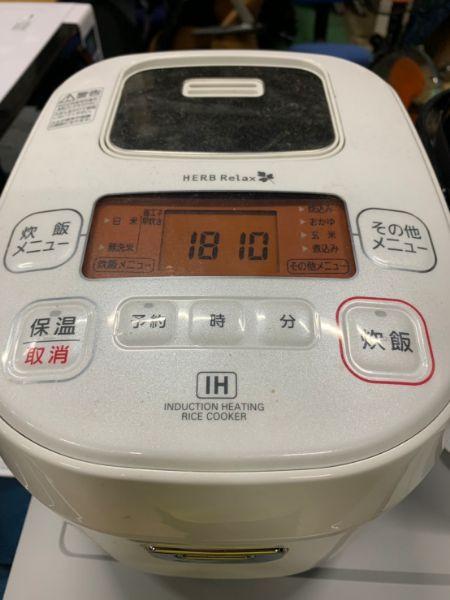 アイリスオーヤマ IHジャー炊飯器 YEC-H05E1