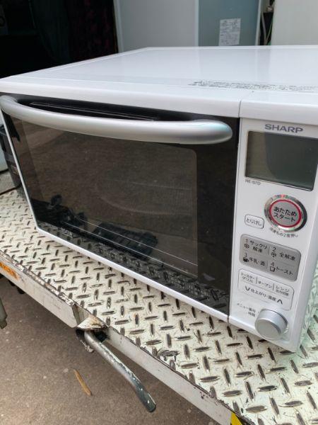 シャープ オーブンレンジ RE-S7D-W