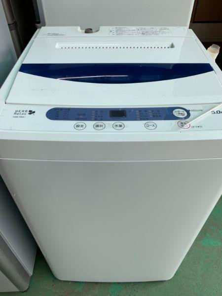ヤマダ電機 全自動洗濯機 5.0kg YWM-T50A1